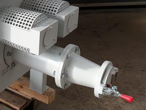 Extruder - Vakuumextruder - Strangpressen