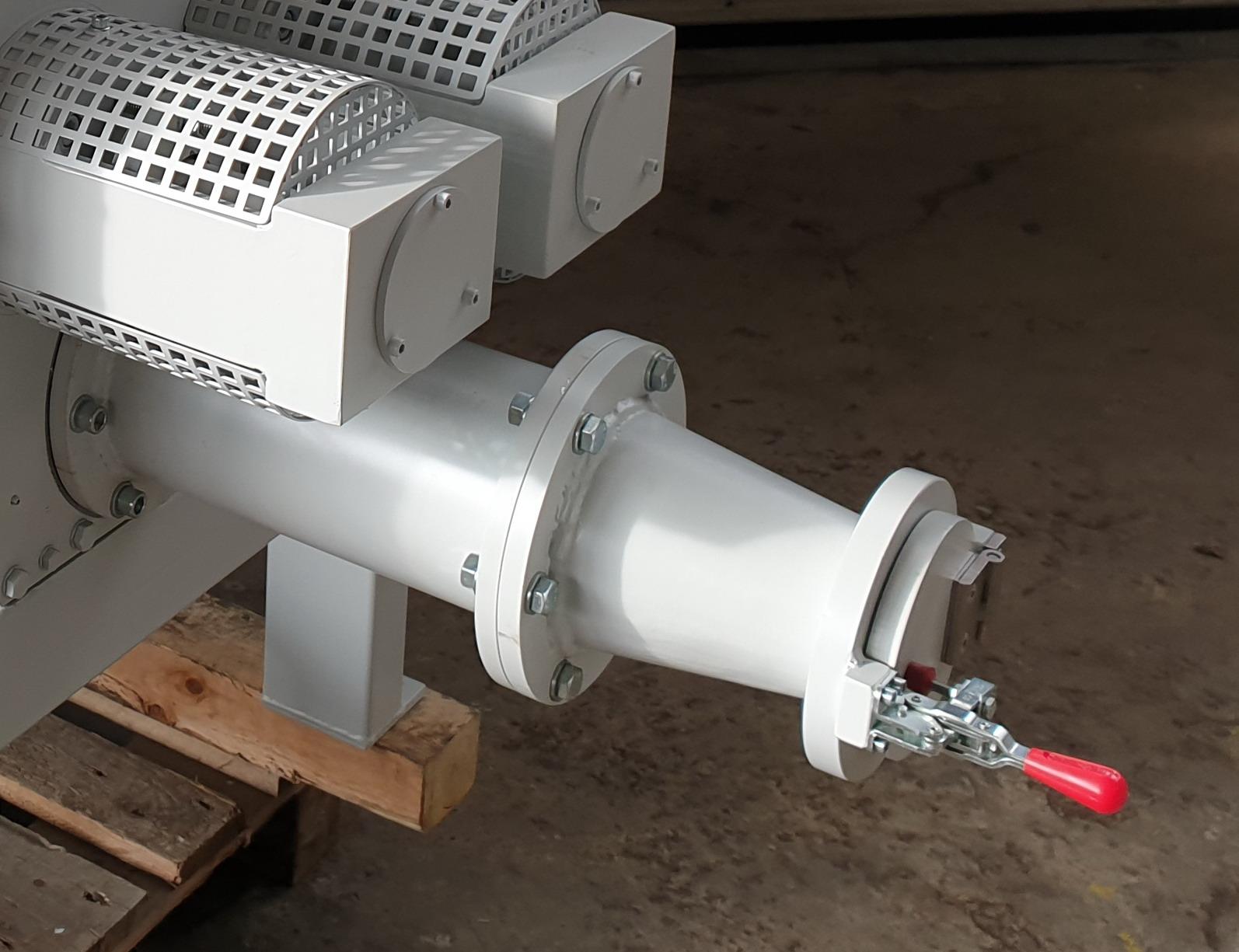 Extruder Vakuumextruder